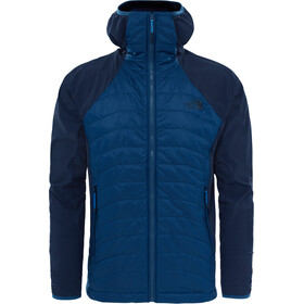 The North Face M's Progressor Insulated Hybrid Hoodie Shady Blue/Urban Navy